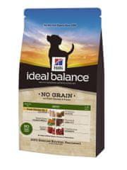 Hill's Ideal Balance Canine Adult NO GRAIN s čerstvým kuraťom a zemiakmi 12kg