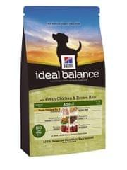 Hill's Ideal Balance Canine Adult Kutyatáp, Csirke és Barna rizs, 2 kg