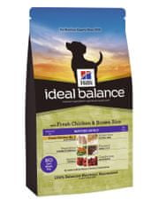 Hill's Ideal Balance Canine Mature Adult Chicken and Rice kutyatáp - 12kg