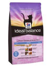 Hill's Ideal Balance Kitten s čerstvým kuřetem a hnědou rýží 2 kg