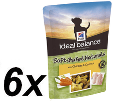 Hill's przysmak dla psa Ideal Balance Soft-Baked Natural, 6x 227 g