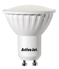 ActiveJet LED žarnica, 5,8 W, GU10, hladna svetloba - Odprta embalaža