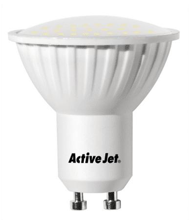 ActiveJet LED žarnica, 5,8 W, GU10, hladna svetloba