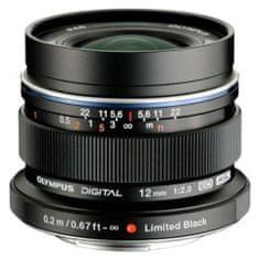 Olympus objektiv EW-M1220, črn