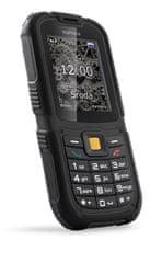 myPhone HAMMER 2, DualSIM, černý