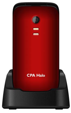 CPA Halo 13, červený - II. jakost