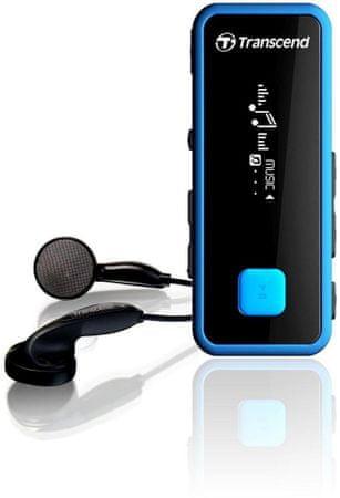 Transcend MP3 prijemnik MP350 (TS8GMP350B)