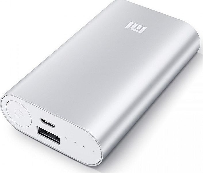 Xiaomi Power Bank 10000 mAh Silver (NDY-02-AN)