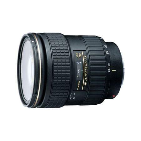 Tokina objektiv 24-70/2,8 FX (Nikon)