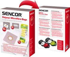 SENCOR Micro SVC 45/52 vrečke za sesalnik, 10 kosov