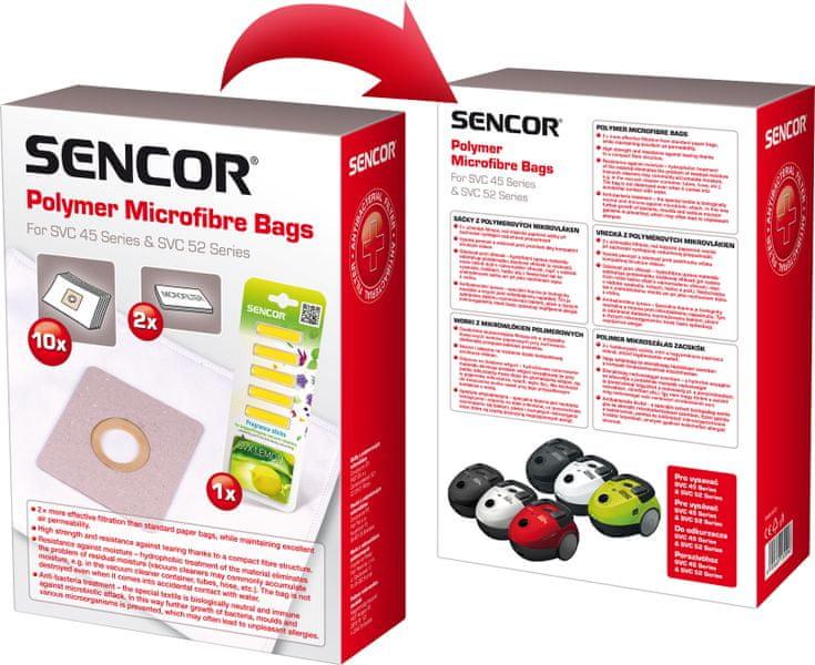 Sencor Micro SVC 45/52 (10 ks)