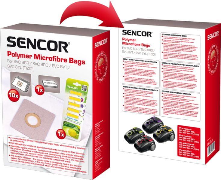 Sencor Micro SVC 8 (10 ks)