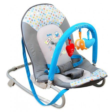 Baby Mix Leżaczek niemowlęcy Sarenka