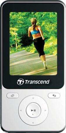 Transcend MP3 predvajalnik MP710, bel