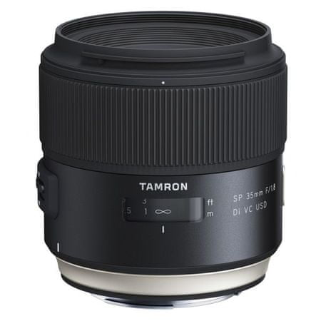 Tamron objektiv SP 35/1,8 VC USD (Canon)
