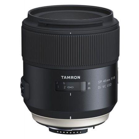 Tamron objektiv SP 45/1,8 VC USD (Nikon)