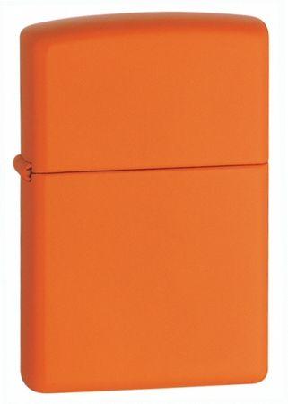 Zippo vžigalnik 231 Orange Matte