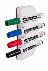 2x3 magnetno držalo Ergo s Piši-Briši markerji