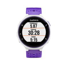 Garmin Forerunner 230, Purple & White