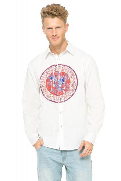 Desigual pánská košile XL bílá