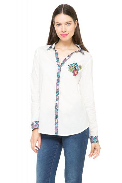 Desigual dámská košile S bílá