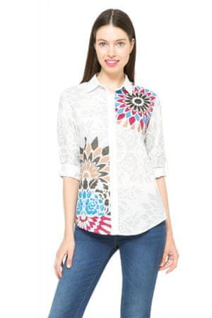 46aae21b85b Desigual dámská košile XS bílá - Diskuze