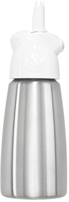 iSi Láhev na přípravu šlehačky Easy Whip Plus 0,25 l, bílá