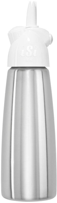 iSi Láhev na přípravu šlehačky Easy Whip Plus 0,5 l, bílá