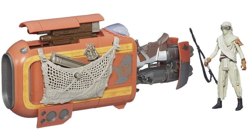 Star Wars Reys Speeder Jakku