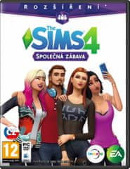 EA Games The Sims 4: Společná zábava / PC