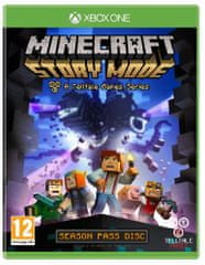 Telltale Games Minecraft: Story Mode XBOX ONE