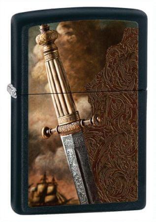 Zippo vžigalnik 28305 Sword of War