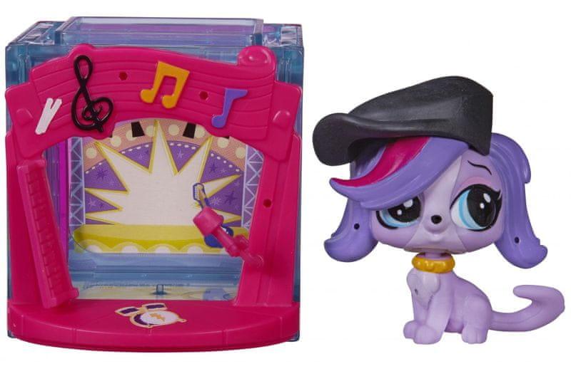 Littlest Pet Shop Zvířátko s mini domečkem Zoe