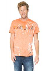 Desigual pánské tričko s potiskem