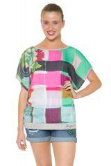 Desigual dámské vzorované tričko