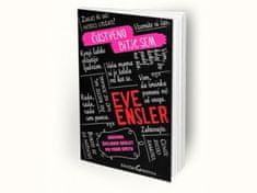 Eve Ensler: Čustveno bitje sem