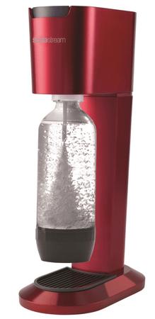 Sodastream urządzenie do wody gazowanej Genesis czerwony/tytan
