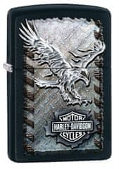 Zippo vžigalnik 28485 HD Iron Eagle 218