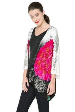 Desigual sweter damski S wielokolorowy