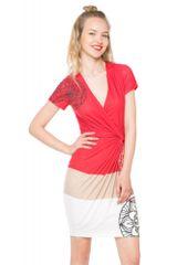 Desigual dámské šaty s mandalami