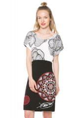 Desigual dámské šaty s potisky