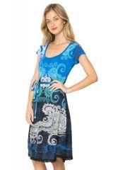 Desigual dámské vzorované šaty
