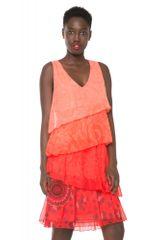 Desigual dámské šaty s mandalou