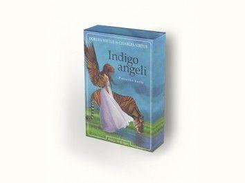 Charles Virtue, Doreen Virtue: Indigo angeli - Preroške karte
