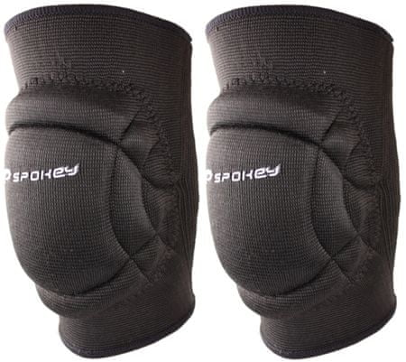 Spokey ščitniki za kolena Secure, črni
