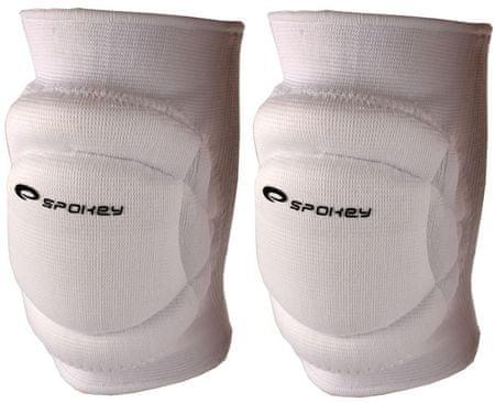 Spokey ščitniki za kolena Secure, beli