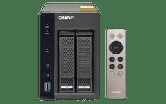 """Qnap NAS TS-253A server za dva 3.5"""" ali 2.5"""" diska"""