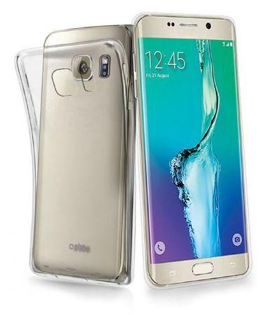 SBS silikonski ovitek za Samsung Galaxy S6 Edge+ prozoren