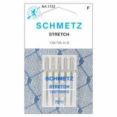 Strojne igle Schmetz Stretch, | 75 |, 5 kosov