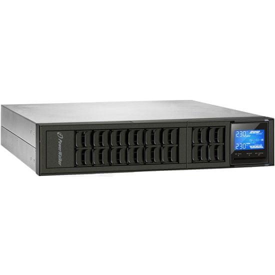 PowerWalker brezprekinitveno napajanje UPS VFI 2000 CRM LCD Online 2000VA 1600W